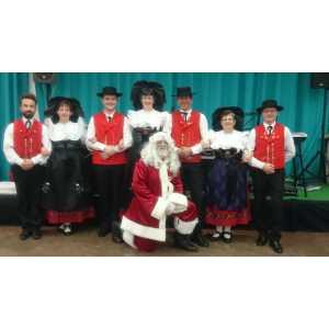 Spectacle Folklorique + Père Noël